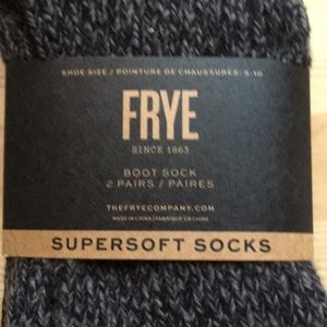 Frye Accessories - Frye super soft Boot socks 2 pairs